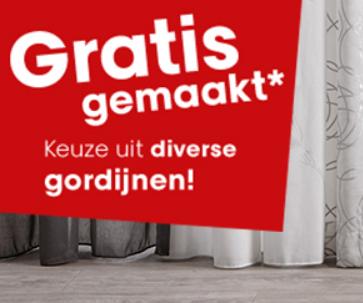 Gratis Gordijnen Maken Leenbakker. Linnen Gordijnen Wit With Gratis ...
