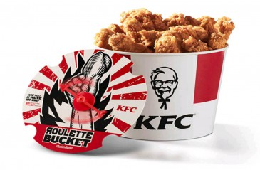 Roulette bij KFC - Tref Center
