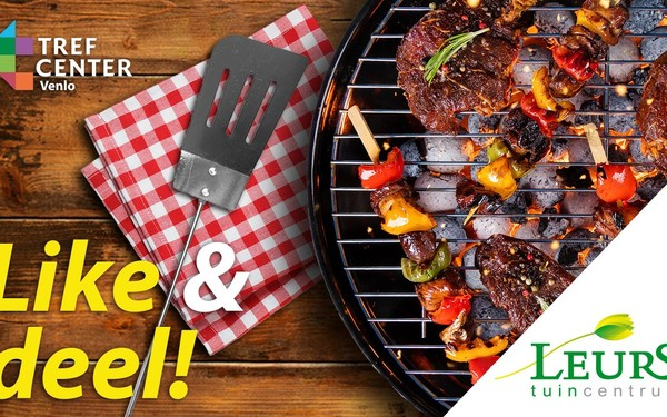 Win een BBQ-workshop voor tien personen - Tref Center