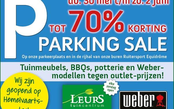 Leurs ParkingSale - bis zum 70% Rabatt! - Tref Center