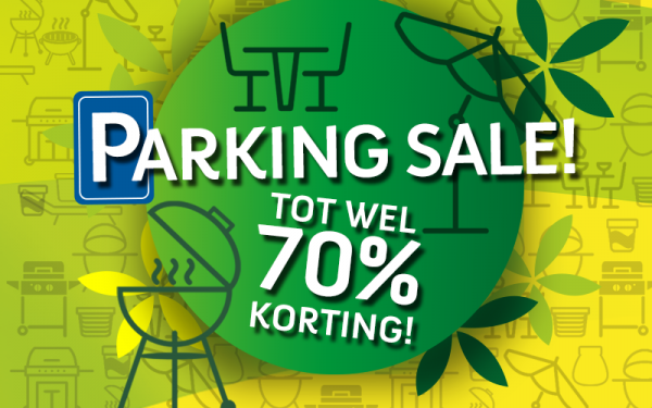 Parkingsale bij Leurs - Tref Center