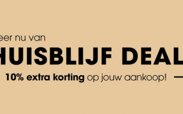 THUISBLIJF DEALS - Tref Center